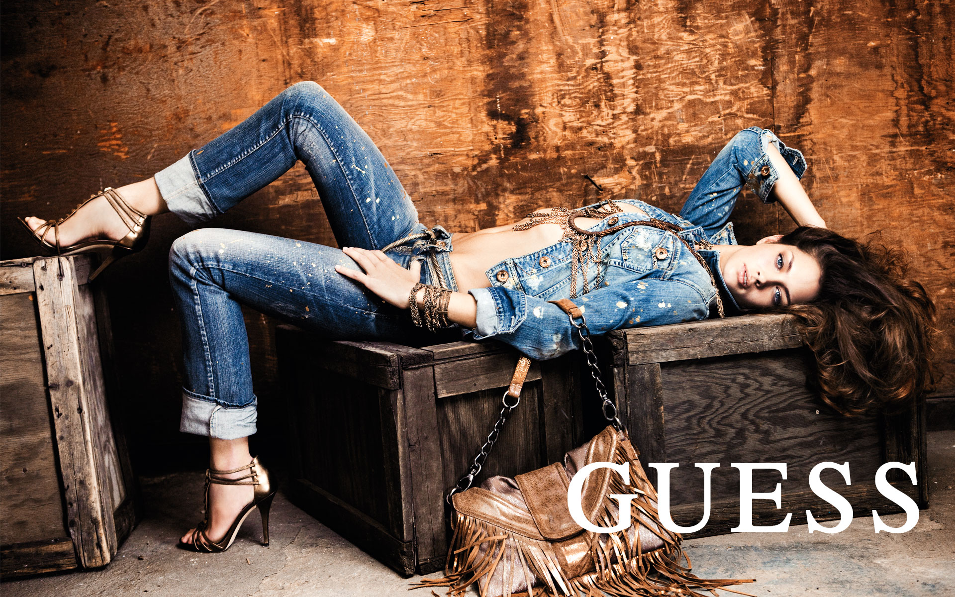 Guess Jeans Ad wallpaper - 249519 Guess Jeans Ad