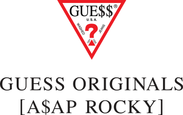GUESS Originals [A$AP ROCKY]