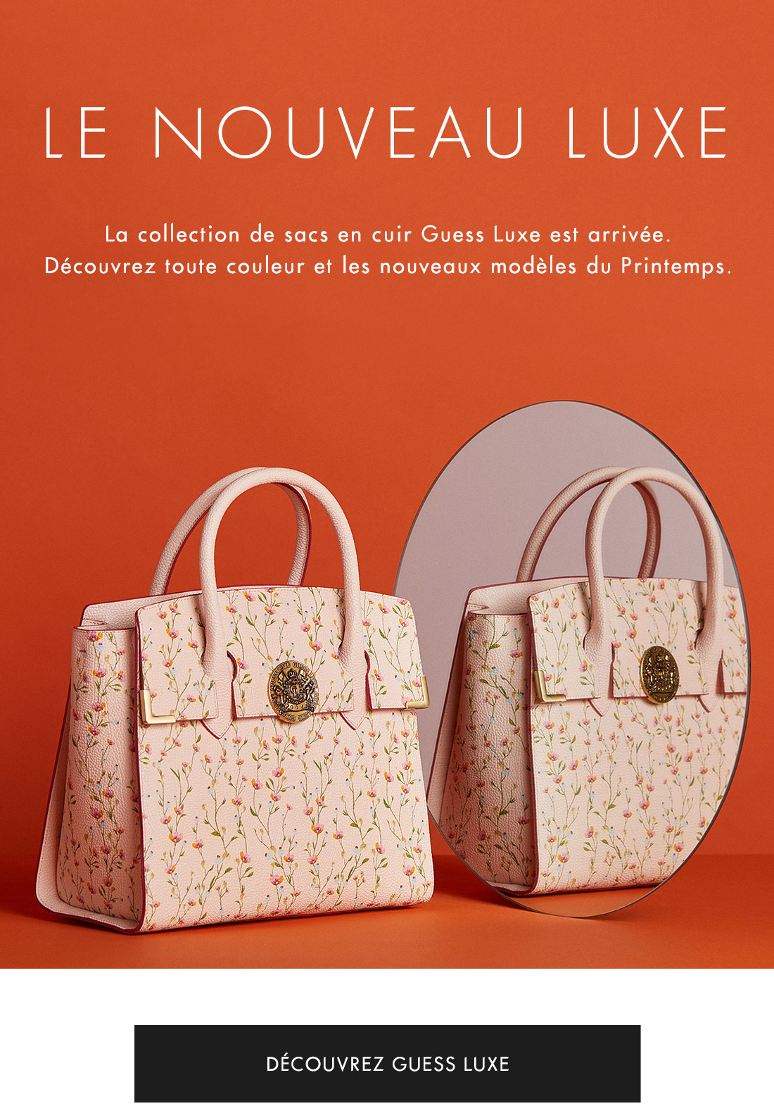 sacs guess collection printemps 2019